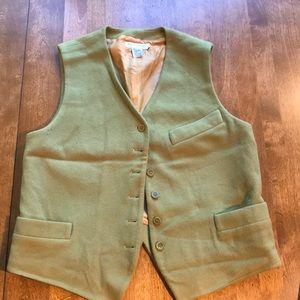 Ann Taylor Cashmere Blend Vest